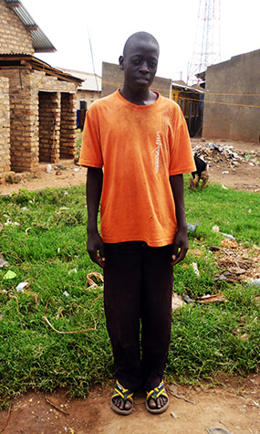 Charles Byekwaso