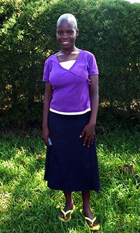 Immaculate Nakazibwe